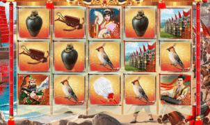 Joaca gratis pacanele Red Cliff online