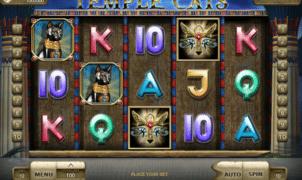 Jocul de cazino onlineTemple Catsgratuit
