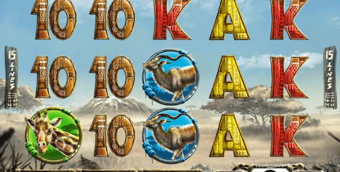 Hot Africa gratis joc ca la aparate online