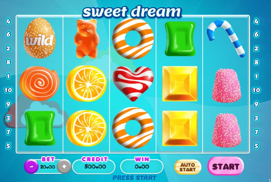 Jocuri Pacanele Sweet Dream Synot Online Gratis