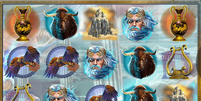 Jocul de cazino onlineZeus the Thunderergratuit