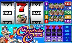 Captain Cashgratis joc ca la aparate online