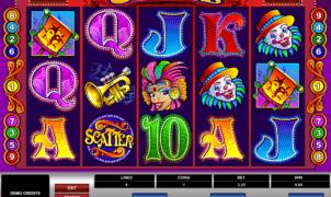 Jocul de cazino online Carnaval gratuit