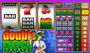 Jocuri Pacanele Double Dose Online Gratis