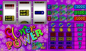 Flower Powergratis joc ca la aparate online