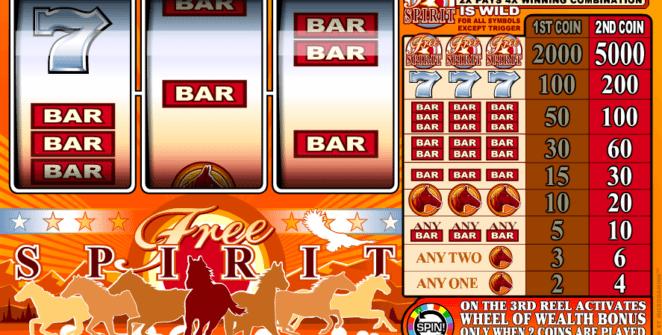 Free Spirit Wheel of Wealthgratis joc ca la aparate online