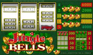 Joaca gratis pacanele Jingle Bells online