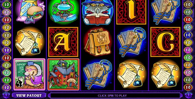 Jocul de cazino onlineMagic Spellgratuit
