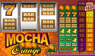Mocha Orangegratis joc ca la aparate online