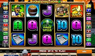 Jocuri Pacanele Money Mad Monkey Online Gratis