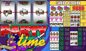 Jocul de cazino onlineParty Time Microgaminggratuit