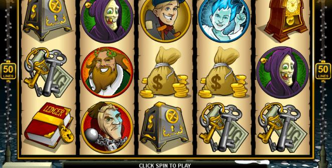 Joaca gratis pacanele Scrooge online
