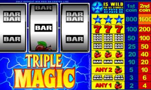 Jocuri PacaneleTriple MagicOnline Gratis