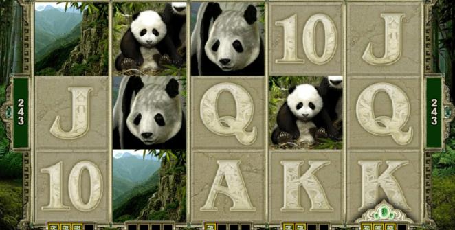 Jocul de cazino onlineUntamed Giant Pandagratuit