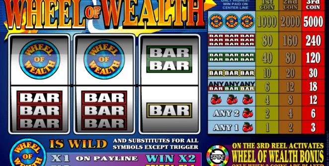 Jocul de cazino onlineWheel of Wealthgratuit
