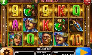 Aztec Empress gratis joc ca la aparate online