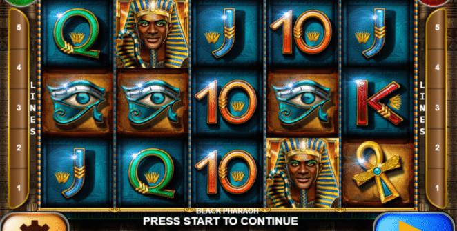 Jocuri Pacanele Black Pharaoh Online Gratis