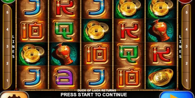 Jocul de cazino online Duck of Luck Returns gratuit