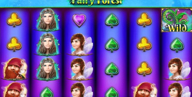 Fairy Forest gratis joc ca la aparate online