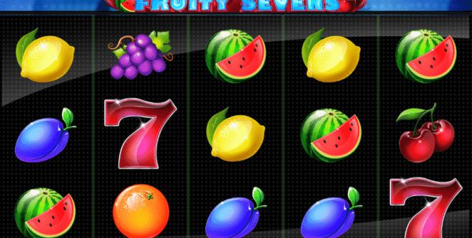 Jocuri Pacanele Fruity Sevens Online Gratis