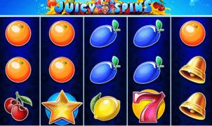 Joaca gratis pacanele Juicy Spins online