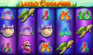 Joaca gratis pacanele Lucky Dolphin online