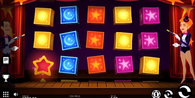 Joaca gratis pacanele Magicious online