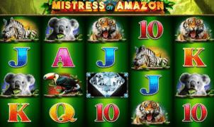 Jocul de cazino online Mistress of Amazon gratuit