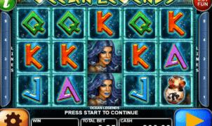 Ocean Legends gratis joc ca la aparate online