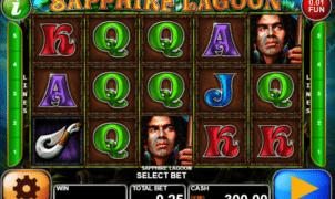 Jocuri Pacanele Sapphire Lagoon Online Gratis