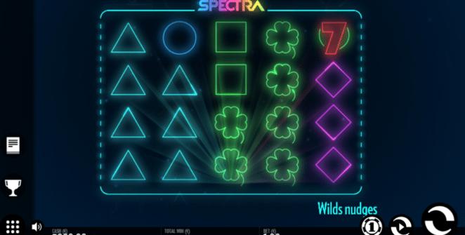 Jocul de cazino online Spectra gratuit