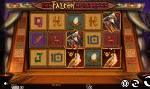 Jocul de cazino online The Falcon Huntress gratuit