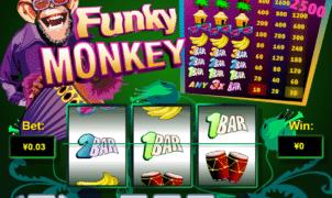 Funky Monkeygratis joc ca la aparate online