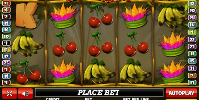 Jocul de cazino online Banana King gratuit