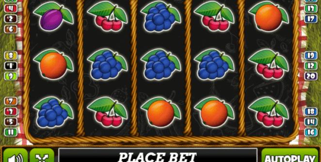 Jocul de cazino online Fruit Basket Playpearls gratuit