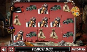 Joaca gratis pacanele Gangster City online
