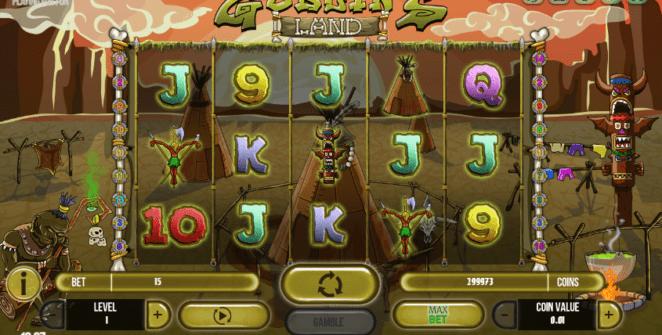 Goblins Land gratis joc ca la aparate online