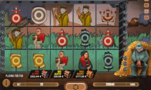 Jocuri Pacanele Golden Shot Online Gratis