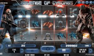Revenge of Cyborgs gratis joc ca la aparate online