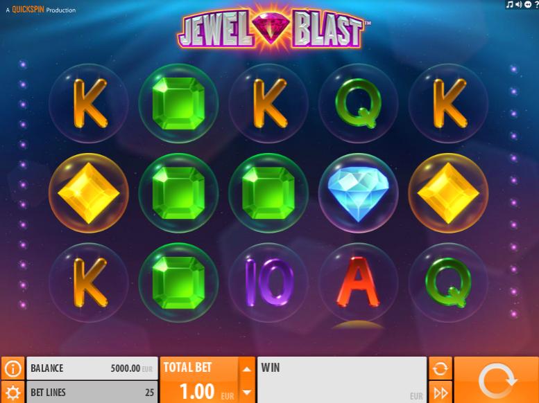 Jocul de cazino online Jewel Blast gratuit