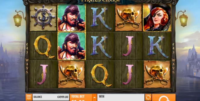 Joaca gratis pacanele Pirates Charm online