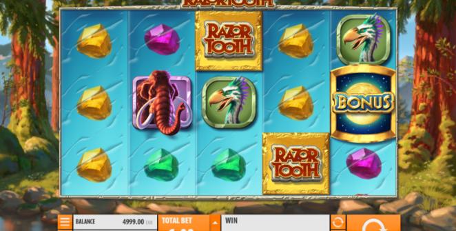 Jocul de cazino online Razortooth gratuit