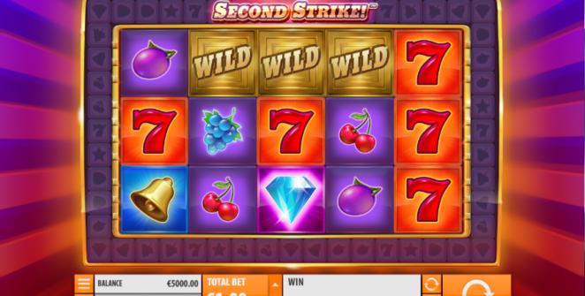 Jocuri Pacanele Second Strike Online Gratis