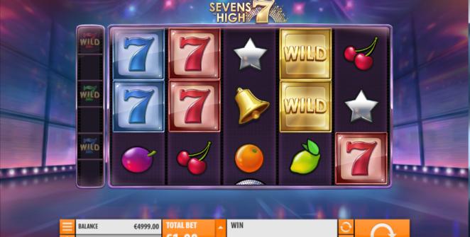 Jocul de cazino online Sevens High gratuit