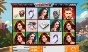Joaca gratis pacanele The Wild Chase online