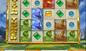 Jocul de cazino online Titan Thunder gratuit