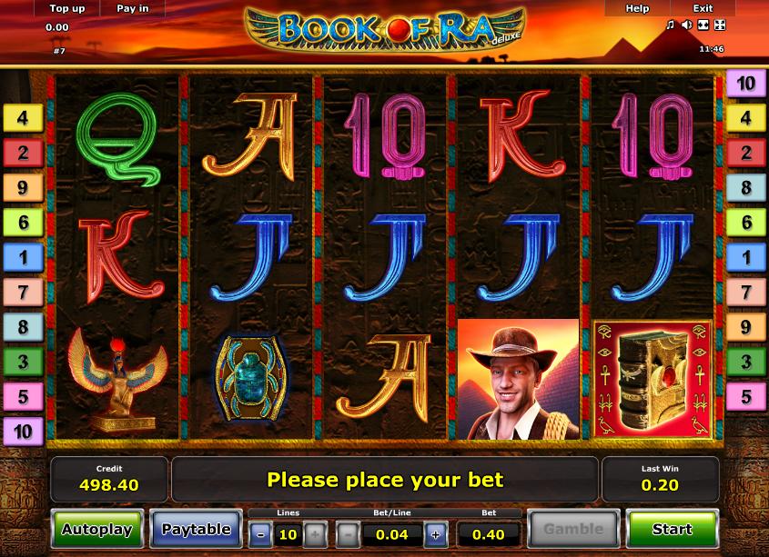 Book Of Ra Joc Online