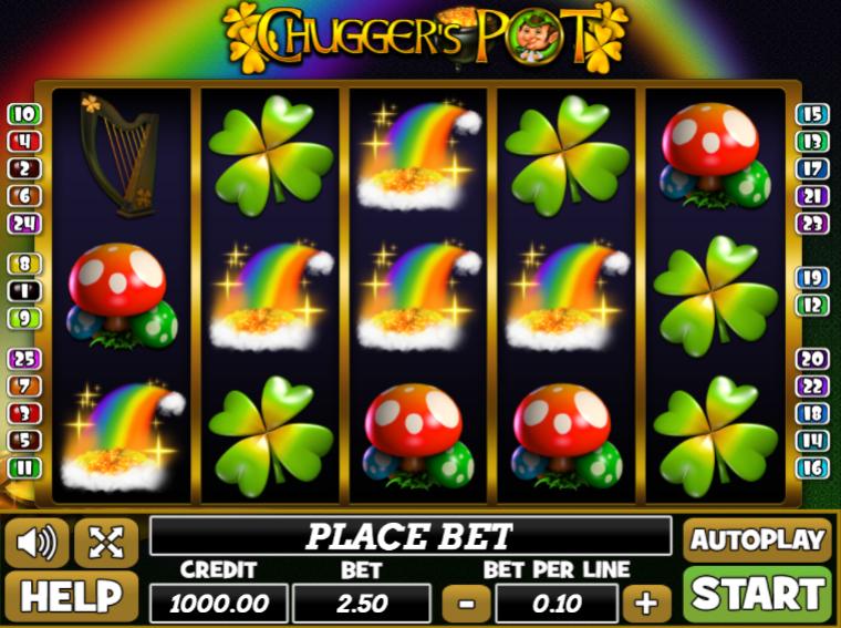 Spiele ChuggerS Pot - Video Slots Online